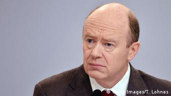 Frankfurt PK Deutsche Bank John Cryan (Getty Images/T. Lohnes)