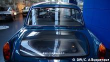 Bildergalerie VW-Museum Tipo 3-4
