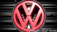 VW Symbolbild Logo Illustration