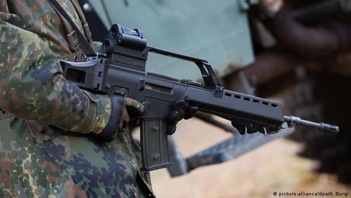 Штурмова гвинтівка HK G-36