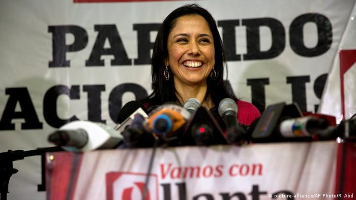 Nadine Humala