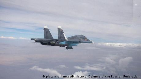 Над Японським морем зіткнулися два російські бомбардувальники Су-34