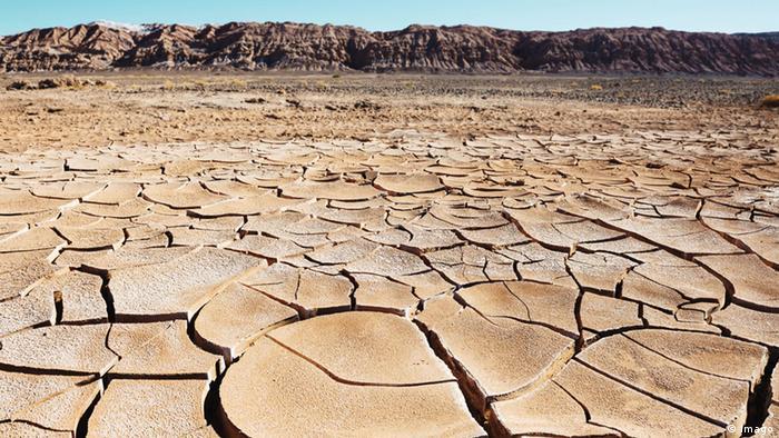 Chile Atacama Wüste Trockenheit Dürre (Imago)