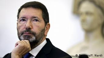 Ο δήμαρχος της Ρώμης Ιγκνάτσιο Μαρίνο, ο οποίος παραιτήθηκε την περασμένη εβδομάδα
