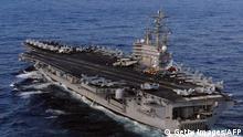 US-Flugzeugträger USS Ronald Reagan