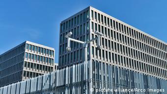 BND'nin Berlin'deki merkezi.
