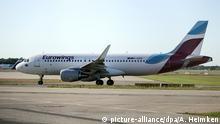 Deutschland Fluggesellschaft Eurowings Flugzeug Airbus A330-200