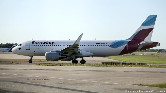 Аэробус A330-200 компании Eurowings