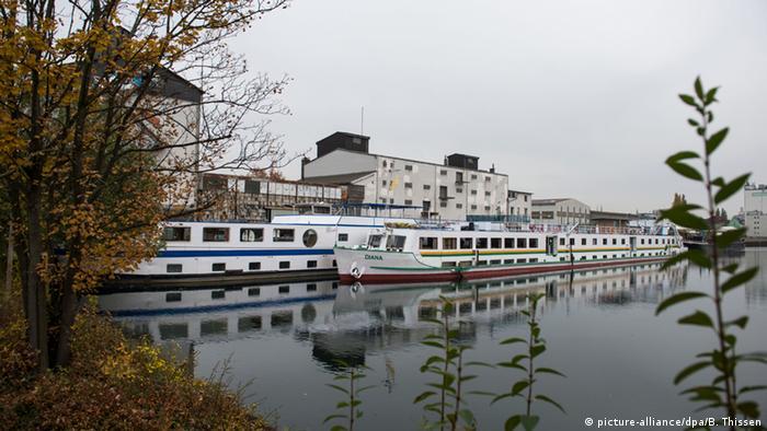 Deutschland Kreuzfahrtsschiffe in Dortmund
