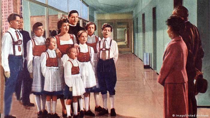 Die Trapp Familie 1958, Copyright: Imago/UnitedArchives