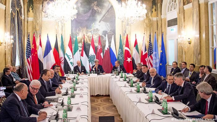 Österreich vor Syrien-Konferenz in Wien