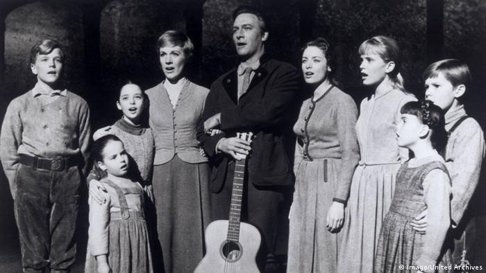 The Sound of Music Musical Trapp Familie (Imago/United Archives)
