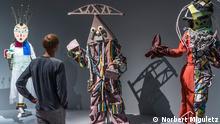 Ausstellung Sturm Ausstellungsansicht EINSCHRÄNKUNG