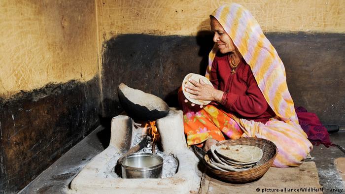 Indien Fladenbrot Chapati Roti