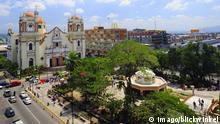 Honduras San Pedro Sula Kathedrale