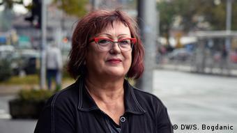Kroatien Jasna Petrovic Gewerkschaft der kroatischen Rentner