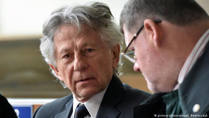 Polen Kraukau Roman Polanski Verhandlung Auslieferung