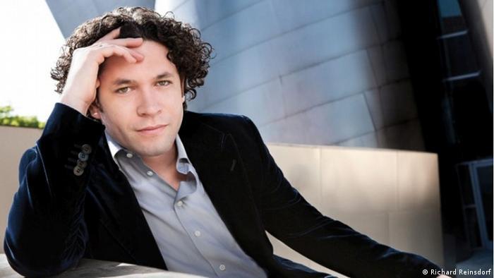 Dirigent - Gustavo Dudamel Berliner Philharmoniker