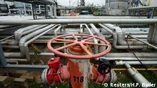 Österreich Öl Raffinerie