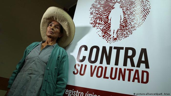 Campaña contra las esterilizaciones forzadas en Perú.