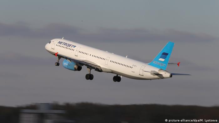Flugzeugabsturz über Ägypten Russische Fluggesellschaft Kogalymavia A321