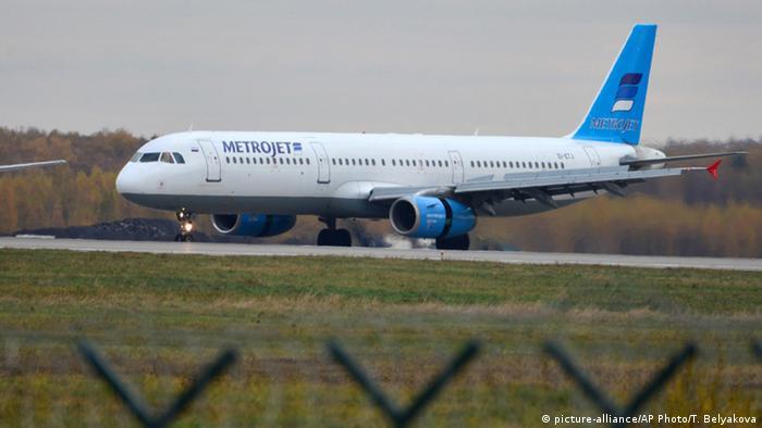 Flugzeugabsturz über Ägypten Metrojet (picture-alliance/AP Photo/T. Belyakova)
