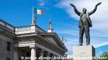 Irland Dublin Panorama