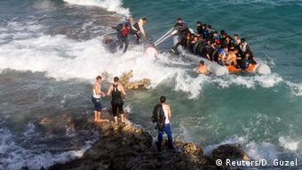 Türkei Griechenland Flüchtlinge