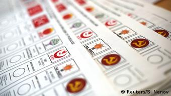 The AK party, which Erdogan founded, won Sunday's election with almost half the vote