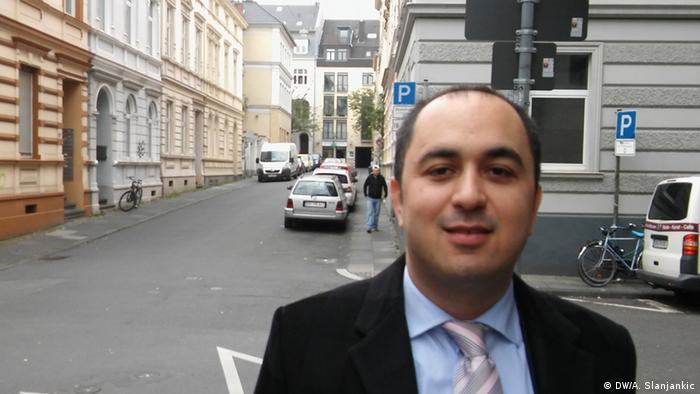 Westbalkan-Konferenz Bundesverband Materialwirtschaft (DW/A. Slanjankic)