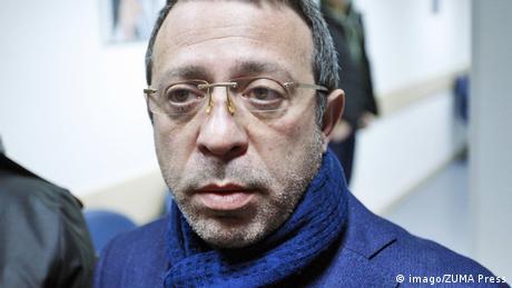 Геннадій Корбан повернувся в Україну