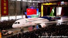 China Passagierflugzeug C919