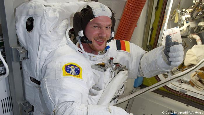 Alexander Gerst (Foto: ESA)