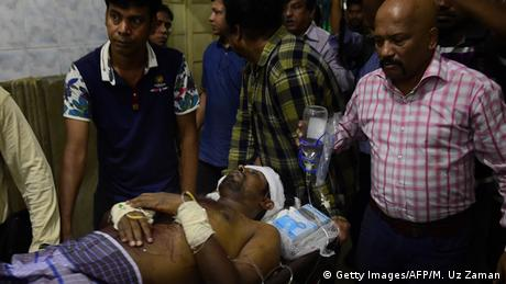 Bangladesch neuer Angriff auf säkulare Verleger und Autoren Ahmedur Rashid Chowdhury Tutul