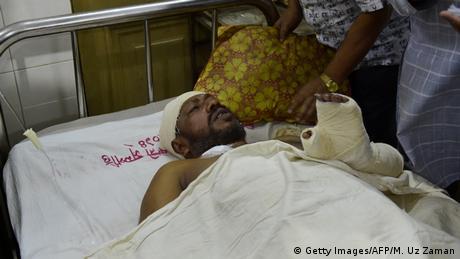 Bangladesch neuer Angriff auf säkulare Verleger und Autoren Ranadipam Basuis