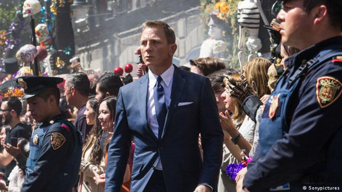 Deutschlandpremiere James Bond Spectre