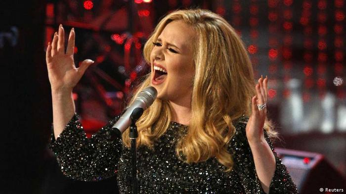Adele - Downloadrekord
