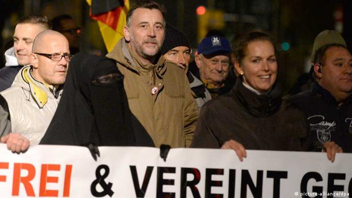 """Anklage gegen """"Pegida""""-Chef Bachmann wegen Volksverhetzung"""