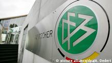 Deutschland Zentrale des Deutschen Fußball-Bundes DFB Logo