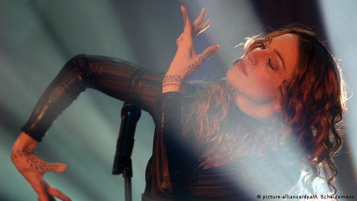 Deutschland Madonna singt Frozen bei Wetten, daß...? in Duisburg