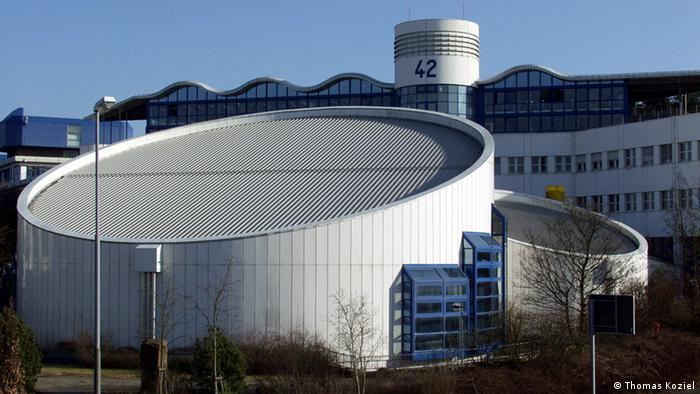 Технический университет Кайзерслаутерна (Technische Universität Kaiserslautern)
