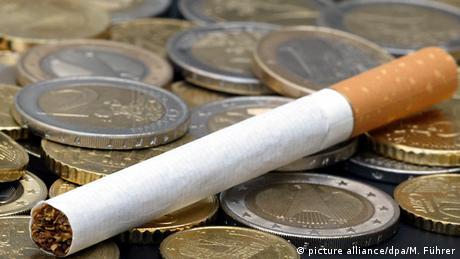 Η καπνοβιομηχανία είναι στα πάνω της