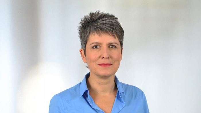 Ines Pohl, kryeredaktore e Deutsche Welles