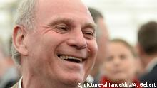 Deutschland Uli Hoeneß stellt Antrag auf vorzeitige Haftentlassung