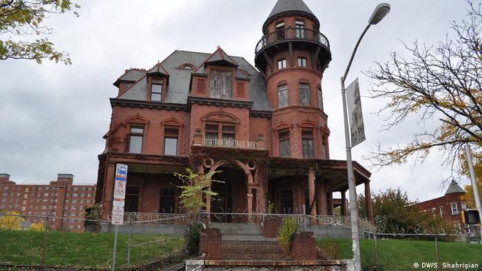 USA Villa Krueger in Newark
