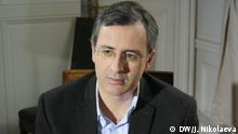 Paris Frankreich Sergej Guriev Russland