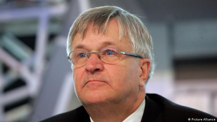 CDU Politiker Peter Hintze
