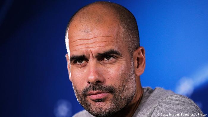 Bayern München PK Josep Guardiola