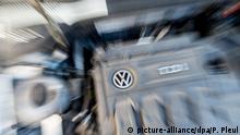 Symbolbild VW Abgase