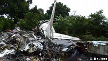 Südsudan Flugzeugabsturz